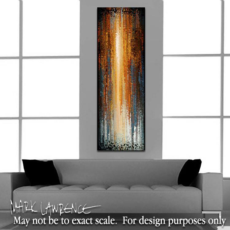Interior Design Focal Point Art Inspiration- It Is Time To Seek The Lord. Hosea 10:12 | Limited Edition