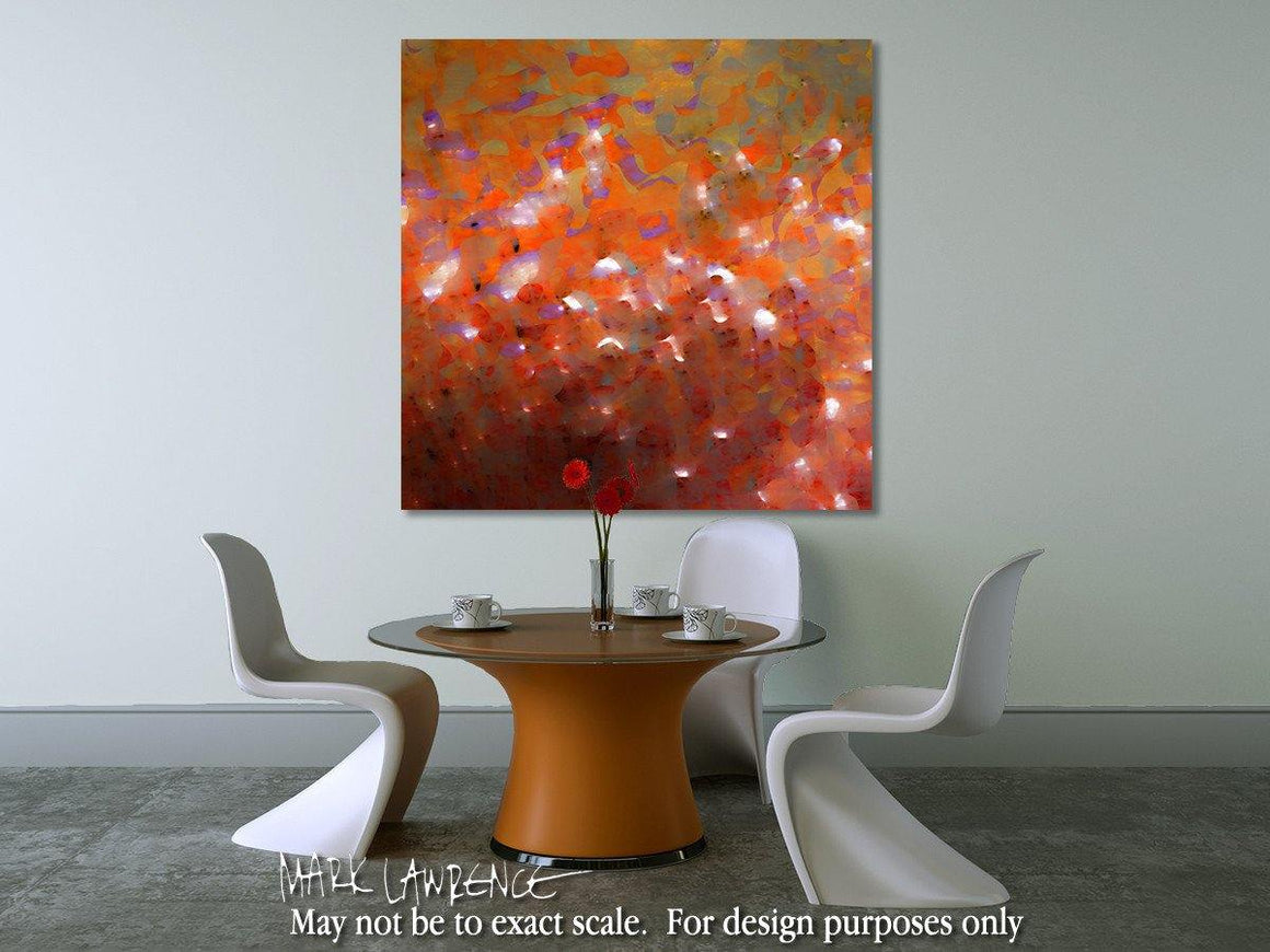 Interior Design Focal Point Art Inspiration- Gospel Music Inspired Christian Art-I'll Fly Away- II. Praise & Worship Art by Mark Lawrence. Original limited edition signed canvas & paper giclees
