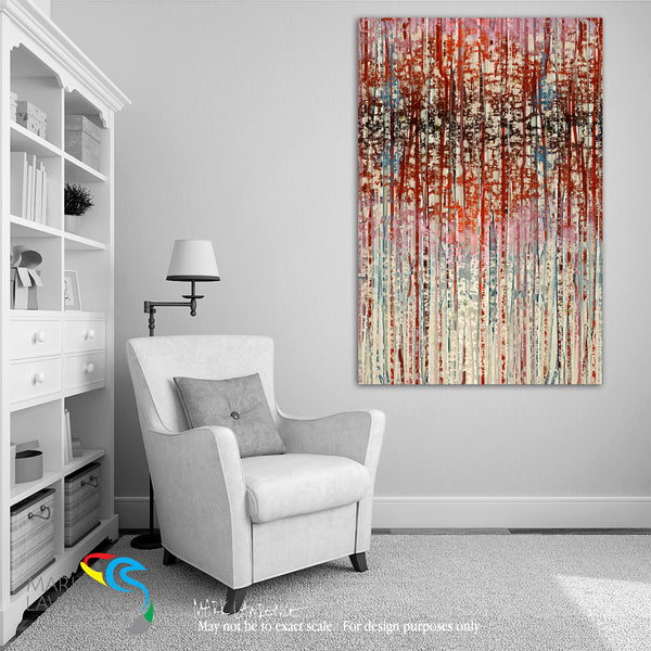 Interior Room Inspiration- Jeremiah 17:14. I Will Be Healed. Limited Edition Christian Modern Art. Ultra-hand embellished and textured with rich brush strokes by the artist. Signed and numbered brightly colored Christian abstract art. Heal me, Lord, and I will be healed; save me and I will be saved, for you are the one I praise. Jeremiah 17:14