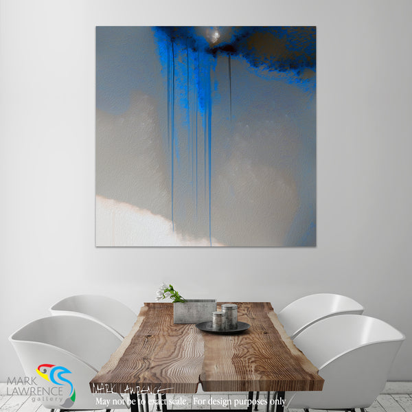 Interior Design Inspiration- John 11:35. Jesus Wept. Limited Edition Christian Modern Art. Ultra-hand embellished and textured with rich brush strokes by the artist. Signed & numbered brightly colored Christian abstract art. Find Art That Speaks To You! Jesus wept. John 11:35