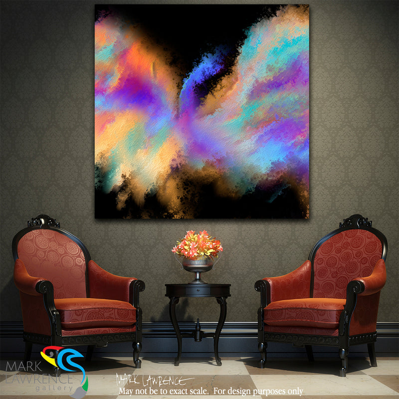 Interior Design Inspiration. John 1:4. The Light Of Men. Limited Edition Christian Modern Art. Ultra-hand embellished and textured with rich brush strokes by the artist. Signed & numbered brightly colored Christian abstract art. Find Art That Speaks To You! In Him was life, and the life was the light of men. John 1:4