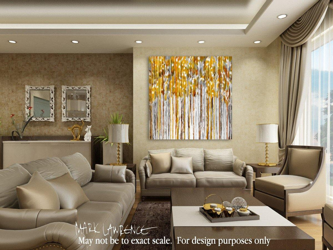 Interior Design Focal Point Art Inspiration- Christian Art-John 15:5. Versevisions contemporary abstract fine art by Mark Lawrence. Artist direct original limited edition signed canvas & paper giclees