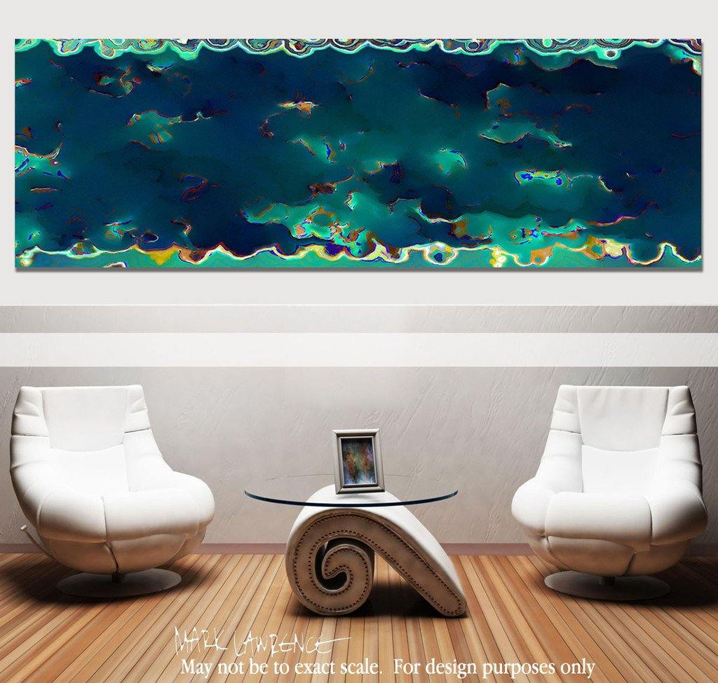 Limited Edition- John 20:13. Cry to the Angels | Large Panoramic Art