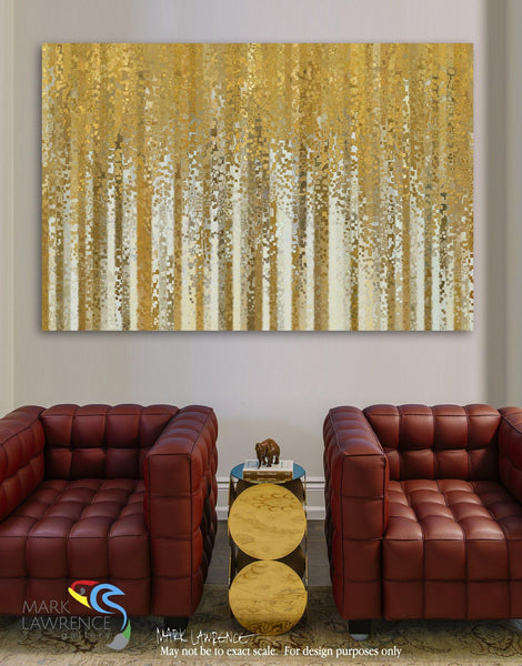 Interior Design Room Inspiration- Joshua 1:8. Say What God Says. Limited Edition Christian themed art. Large ultra-hand embellished canvas with brush strokes signed/numbered modern abstracts.