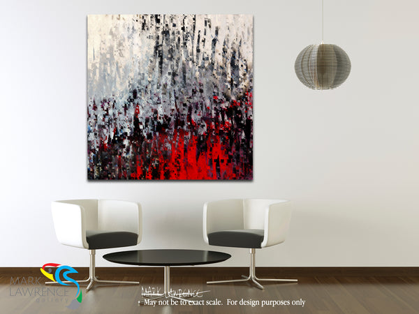 "Interior Design Inspiration. Judges 6:12. The Lord Is With You. Limited Edition Christian Modern Art. Ultra-hand embellished and textured with rich brush strokes by the artist. Signed & numbered brightly colored Christian abstract art. Find Art That Speaks To You! When the angel of the Lord appeared to Gideon, he said, ""The Lord is with you, mighty warrior."" Judges 6:12"