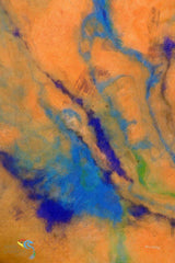 Leviticus 19:18. Love Your Neighbor As Yourself. Limited Edition Christian Modern Art. Ultra-hand embellished and textured with rich brush strokes by the artist. Signed and numbered brightly colored Christian abstract art. Find Art That Speaks To You! Do not seek revenge or bear a grudge against anyone among your people, but love your neighbor as yourself. I am the LORD. Leviticus 19:18