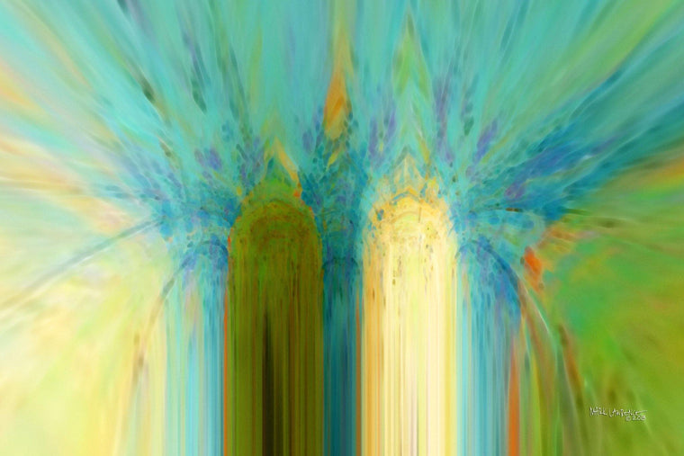 Christian Art-Luke 15:10. Versevisions spiritual abstract fine art by Mark Lawrence. Artist direct original limited edition signed canvas