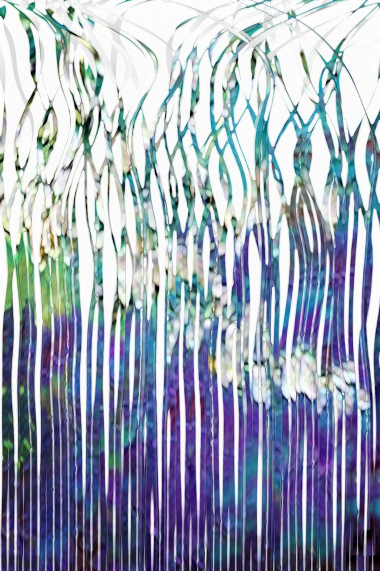Christian Art-Mark 14:32. The Prayer in the Garden III. Inspirational abstract art by Mark Lawrence. Original limited edition signed canvas & paper giclees.