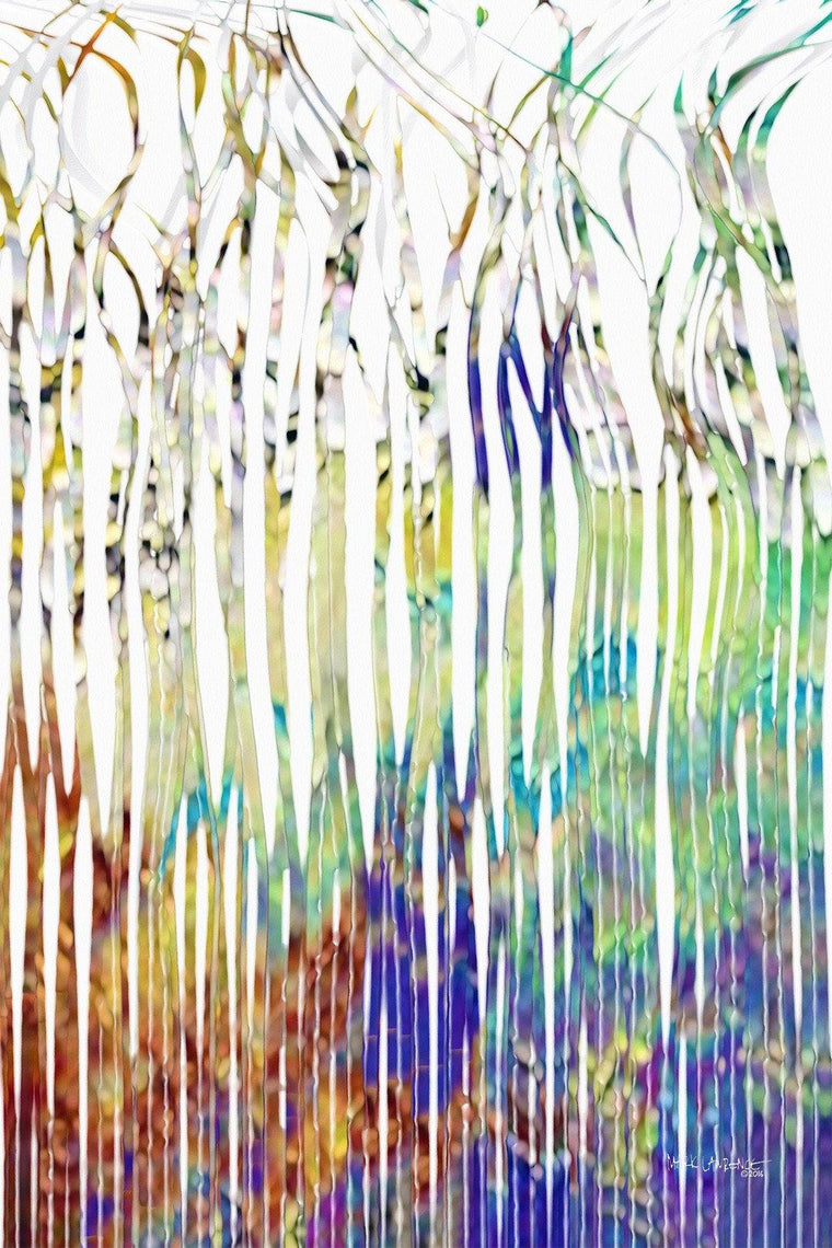 Christian Art-Mark 14:32. The Prayer in the Garden II. Inspirational abstract art by Mark Lawrence. Original limited edition signed canvas & paper giclees.