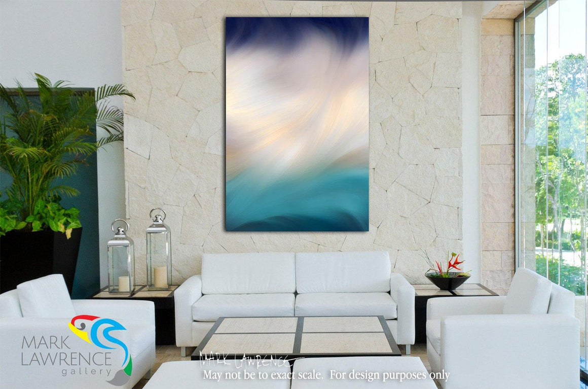 Desigher Room Art Inspiration- Matthew 5:13-14. Salt And Light. Limited Edition Christian themed art. Sacred hand embellished art with brush strokes. Signed/numbered modern abstract art