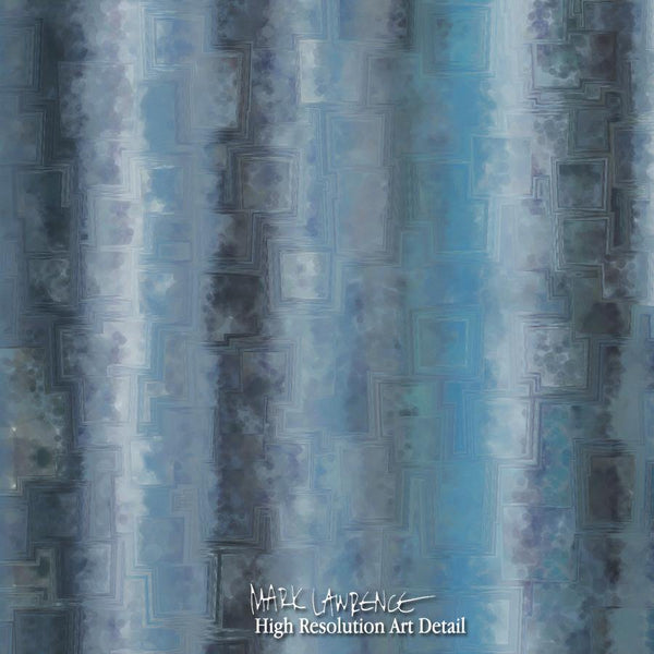 Large Painting Detail- Christian Art-Matthew 6:27. Versevisions inspirational abstract art by Mark Lawrence. Artist Direct- Original limited edition signed canvas & paper giclees