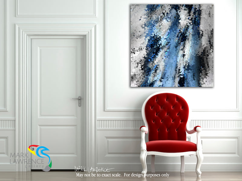 Interior Design Inspiration. Numbers 6:24. You Are Blessed. Limited Edition Christian Modern Art. Ultra-hand embellished and textured with rich brush strokes by the artist. Signed & numbered brightly colored Christian abstract art. Find Art That Speaks To You! The Lord bless you and keep you. Numbers 6:24
