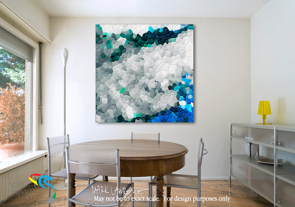 Interior Design Inspiration. Philippians 1:6. The Gap. Christian themed limited edition art. Ultra-hand textured and embellished with brush strokes by the artist. Signed and numbered modern abstracts. Being confident of this very thing, that he which hath begun a good work in you will perform it until the day of Jesus Christ. Philippians 1:6