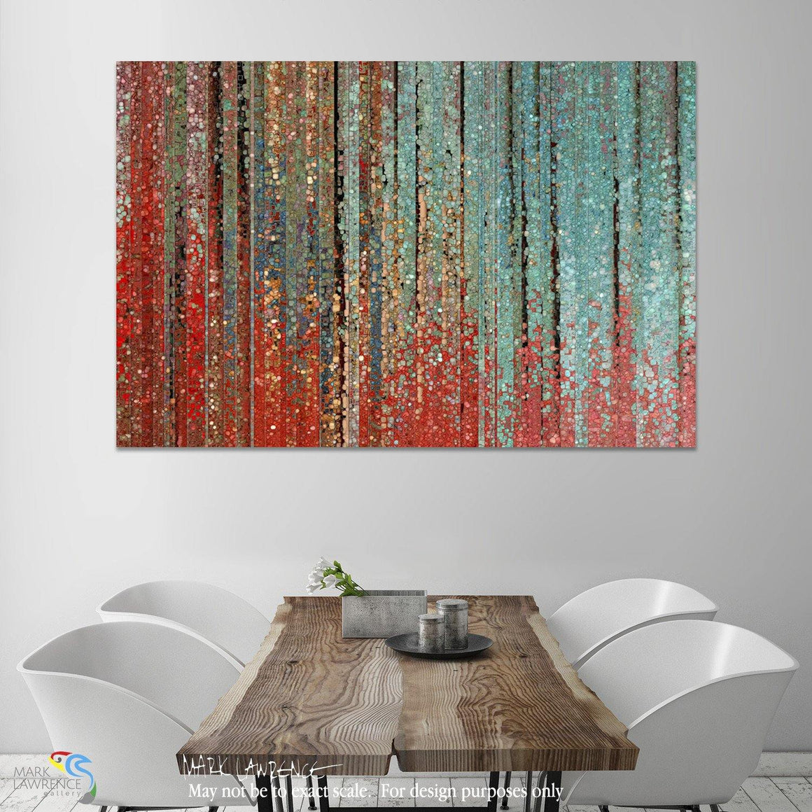 Interior Design Room Inspiration- Philippians 2:3. The Way Up Is Down. Limited Edition Christian themed art. Ultra hand embellished large canvas art with brush strokes. Signed and numbered art.
