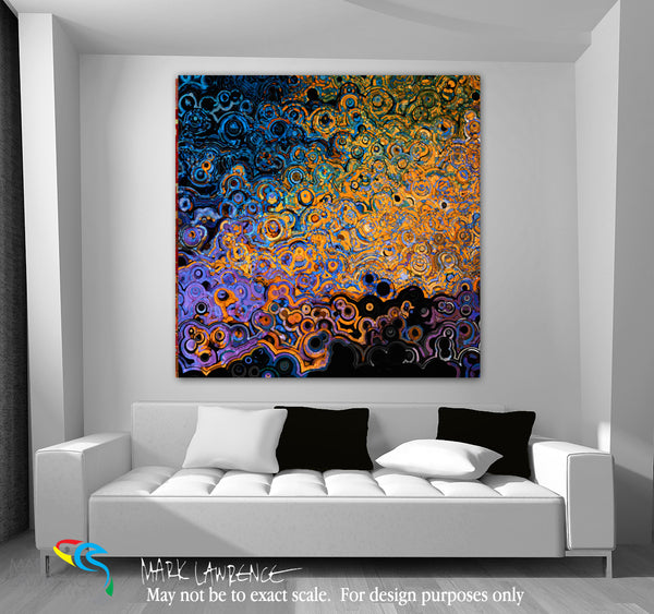 Interior Design Inspiration. Psalm 105 4. Seek His Face Evermore. Limited Edition Christian Modern Art. Ultra-hand embellished and textured with rich brush strokes by the artist. Signed & numbered brightly colored Christian abstract art. Find Art That Speaks To You! Seek the Lord and His strength; Seek His face evermore! Psalm 105:4
