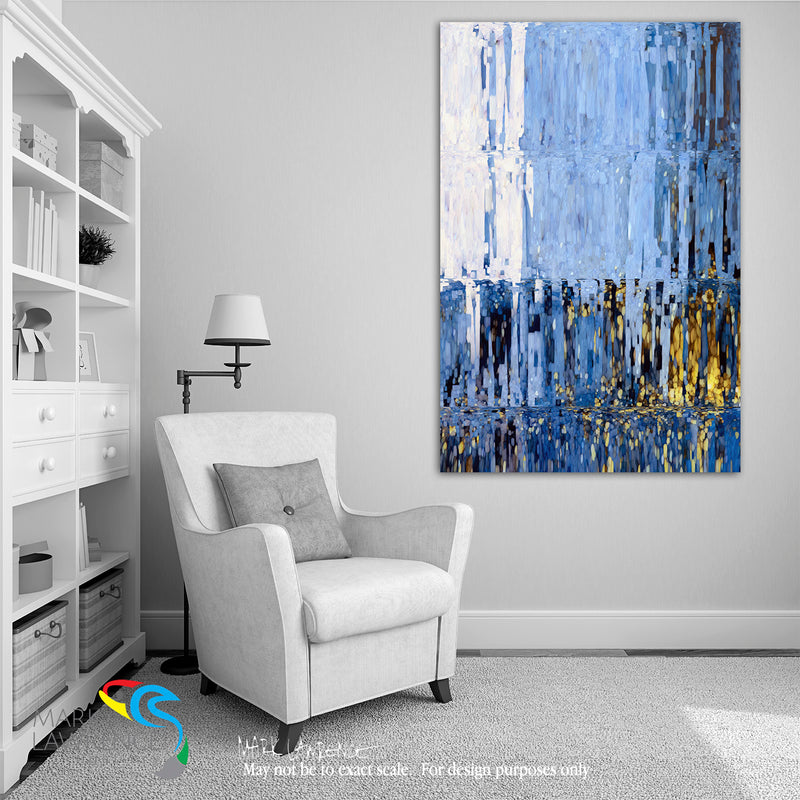 Interior Design Inspiration- Psalm 23:1. My Shepherd. Limited Edition Christian Modern Art. Ultra-hand embellished and textured with rich brush strokes by the artist. Signed and numbered brightly colored Christian abstract art. Find Art That Speaks To You! The Lord is my shepherd; I shall not want. Psalm 23:1