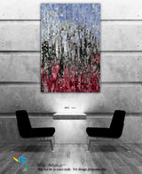 Interior Design Inspiration. Psalms 30:5. Favor For Life. Limited Edition Christian Modern Art. Ultra-hand embellished and textured with rich brush strokes by the artist. Signed and numbered brightly colored Christian abstract art. Find Art That Speaks To You! For His anger is but for a moment, His favor is for life; Weeping may endure for a night, But joy comes in the morning. Psalms 30:5