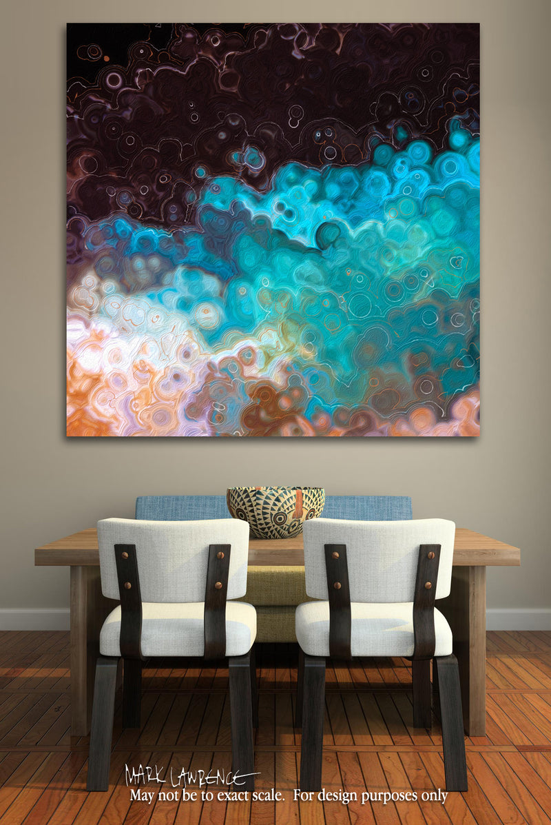 Interior Design Inspiration. Psalm 51:11. The Road To Recovery. Limited Edition Christian Modern Art. Ultra-hand embellished and textured with rich brush strokes by the artist. Signed & numbered brightly colored Christian abstract art. Find Art That Speaks To You! Do not cast me away from Your presence, and do not take Your Holy Spirit from me. Psalm 51:11