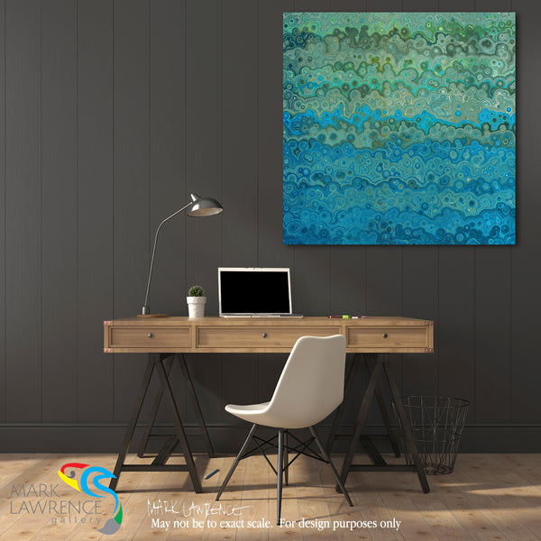 Interior Design Art Inspiration. Psalm 67:7. God Shall Bless Us. Limited Edition Christian Modern Art. Ultra-hand embellished and textured with rich brush strokes by the artist. Signed & numbered brightly colored Christian abstract art. Find Art That Speaks To You! God shall bless us; and all the ends of the earth shall fear him. Psalm 67:7