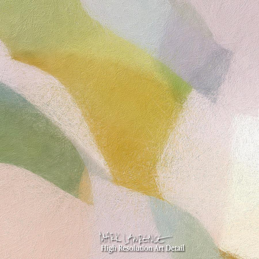 Painting Detail- - I Will Rescue. Psalm 12:5 | Limited Edition Christian Art