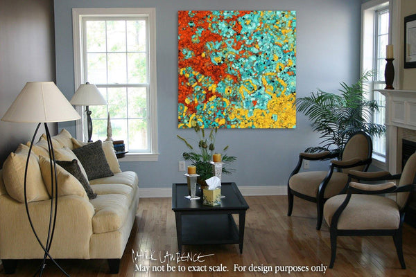 Interior Design Focal Point Art Inspiration- Christian Art | Psalm 1:2. Delight In The Lord | Limited Edition