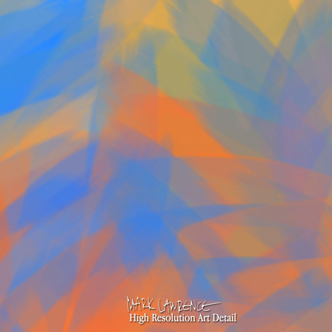 Large Painting Detail- Christian Art-Mark Lawrence-Psalm 30:11. Versevisions inspirational art by Mark Lawrence. Artist Direct- Original limited edition signed canvas & paper giclees