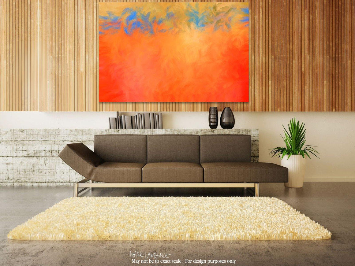 Interior Design Focal Point Art Inspiration- Christian Art-Mark Lawrence-Psalm 30:11. Versevisions inspirational art by Mark Lawrence. Artist Direct- Original limited edition signed canvas & paper giclees