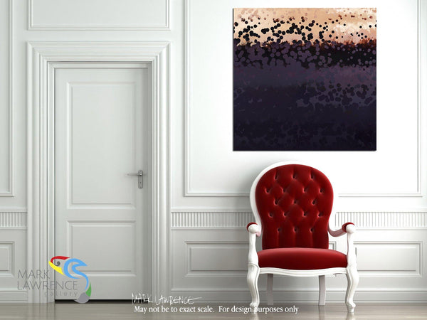 Interior Design Focal Point Art Inspiration- Psalm 59:16. Mercy In The Morning. VerseVisions Modern Christian Art. Copyright 2015 by Mark Lawrence. All Rights Reserved.