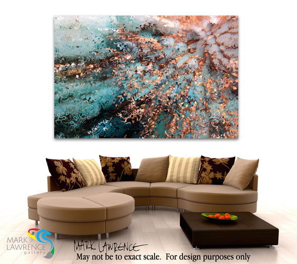 Interior Design Inspiration- Romans 10:9. Confess And Believe. Limited Edition Christian Modern Art. Ultra-hand embellished and textured with rich brush strokes by the artist. Signed & numbered brightly colored Christian abstract art. Find Art That Speaks To You! That if you will confess with your mouth that Jesus is Lord, and believe in your heart that God raised him from the dead, you will be saved. Romans 10:9