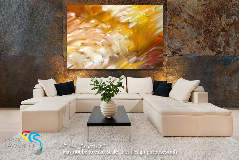 Interior Design Inspiration. Romans 5:3-4. Our Spiritual Growth. Christian themed limited edition art. Signed and numbered brightly colored abstracts. And not only that, but we also glory in tribulations, knowing that tribulation produces perseverance; and perseverance, character; and character, hope. Romans 5:3-4. Find art that speaks to you!