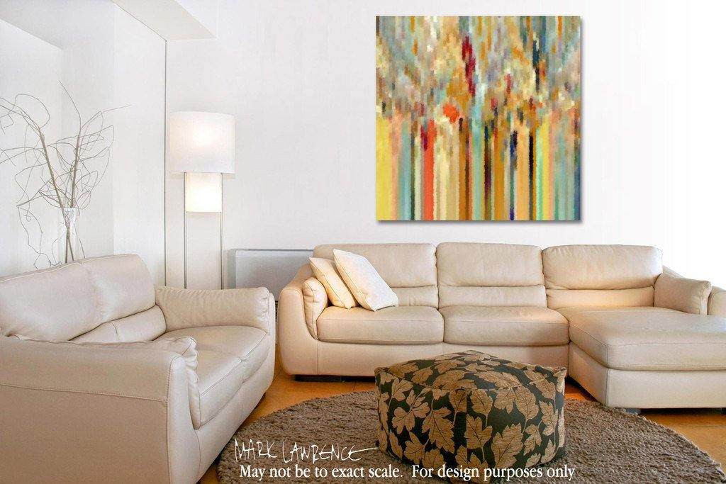 Christian Art | Romans 10:17. Faith Comes Through | Modern Art