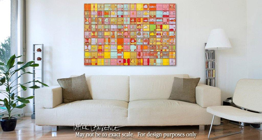 Modern Art | Tile Art #3, 2012 | Limited Edition Fine Art