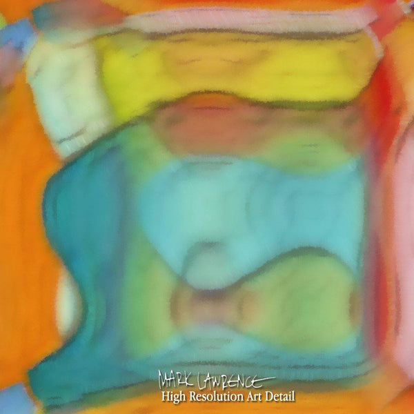 Modern Art | Tile Art #4, 2012 | Limited Edition Fine Art
