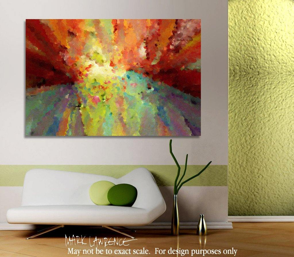 Large Abstract Art | Wind Of Change | Fine Art