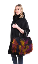 Load image into Gallery viewer, Tibet lamb fur purse