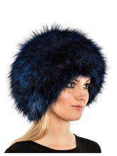 Load image into Gallery viewer, Knitted fox hat