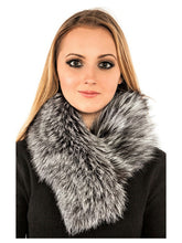 Load image into Gallery viewer, Silver fox headband