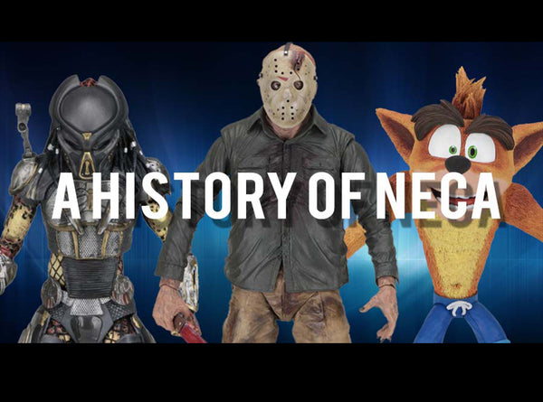 NECA: Cornerstone of Collectible Distribution
