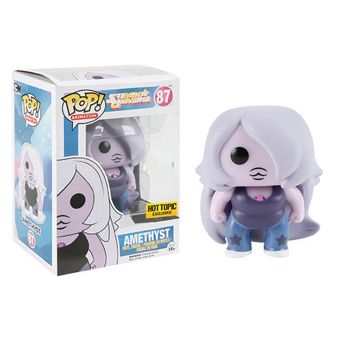 Funko Steven Universe Pop! Animation GID Amethyst Hot Topic Exclusive