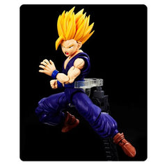 Bandai Dragon Ball Z Son Gohan Super Saiyan 2 Version Figure-Rise Model Kit