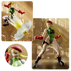 Street Fighter V Cammy SH Figuarts Action Figure
