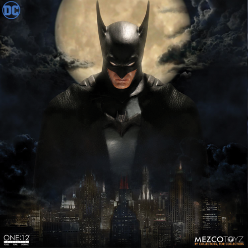 Batman: Ascending Knight Mezco
