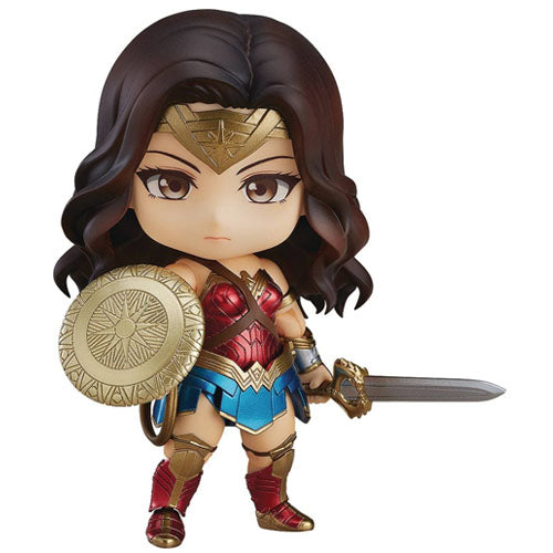 DC Nendoroid Wonder Woman Figure