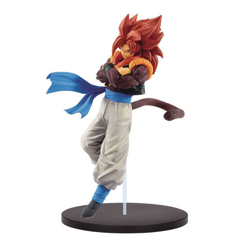 Dragon Ball Super: Super Saiyan 4 Gogeta Fes!! Vol 7 - 7.9-Inch PVC Figure by Banpresto