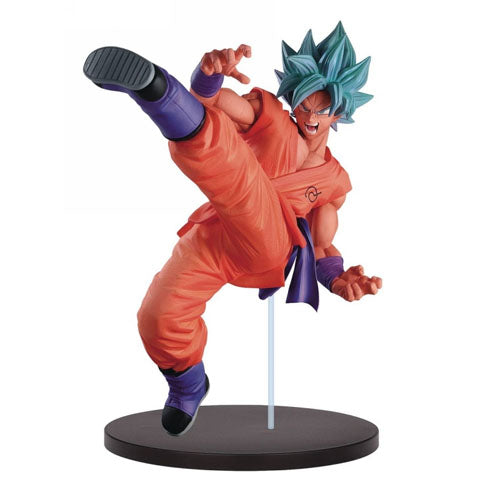 Dragon Ball Super FES Super Saiyan God Super Saiyan Goku 7.5-Inch Collectible PVC Figure