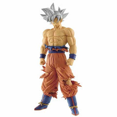 Dragon Ball Super Grandista Manga Dimensions Ultra Instinct Son Goku 11-Inch Collectible PVC Figure