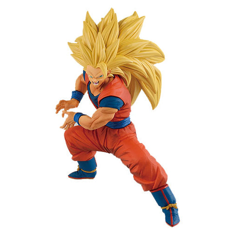 Dragon Ball Super: Super Saiyan 4 Son Gokou Special Ver Fes!! Figure - By Banpresto