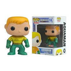Funko POP Heroes: New 52 Version Aquaman Exclusive Vinyl Figure