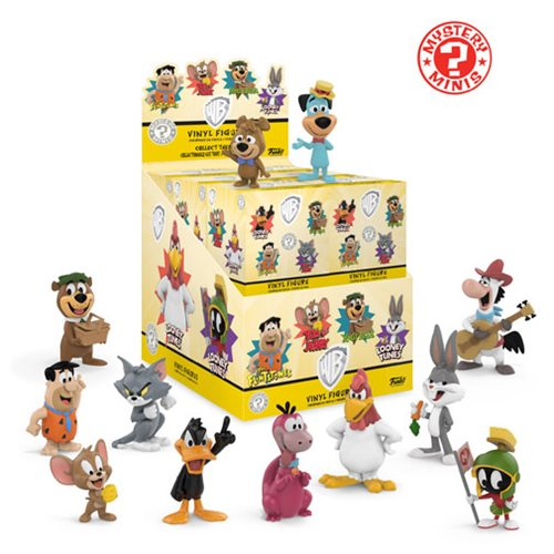 Warner Bros. Cartoon Mystery Minis Display Case