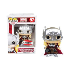 Funko Marvel Funko POP! Marvel Thor Exclusive Vinyl Figure #97